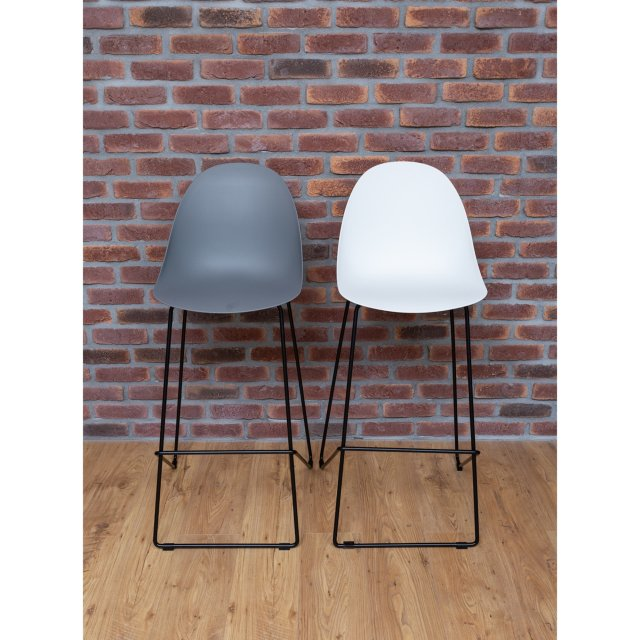 Barska stolica Parma Grey