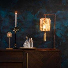 Stolna lampa Suoni Gold