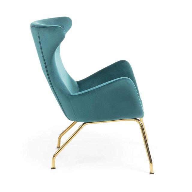 Fotelja Vanda Turquoise