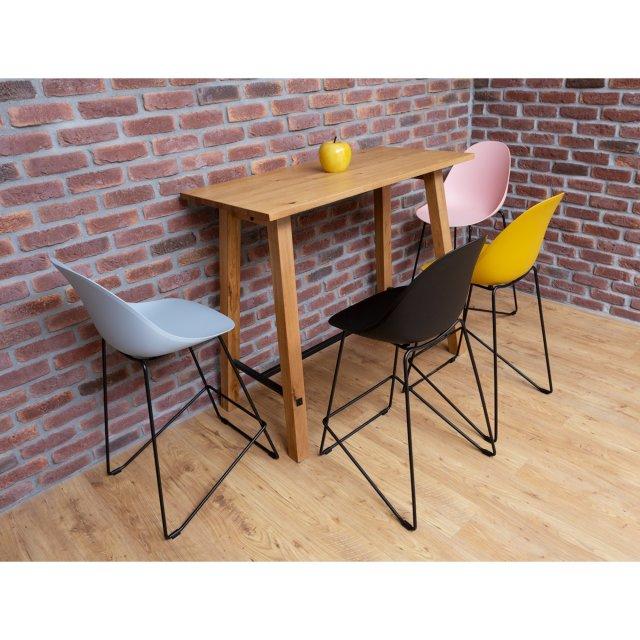 Barska stolica Parma Pink