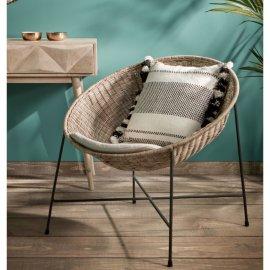 Fotelja Kathryn Rattan