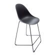 Polubarska stolica Parma Black