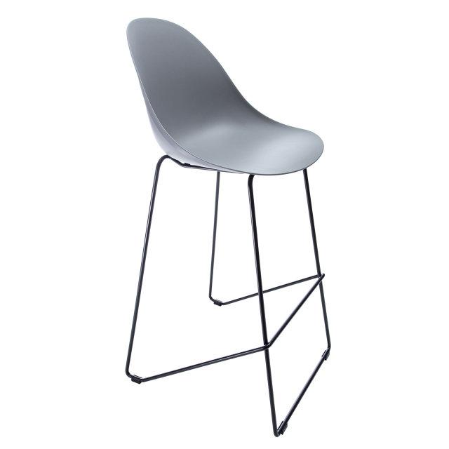 Polubarska stolica Parma Grey