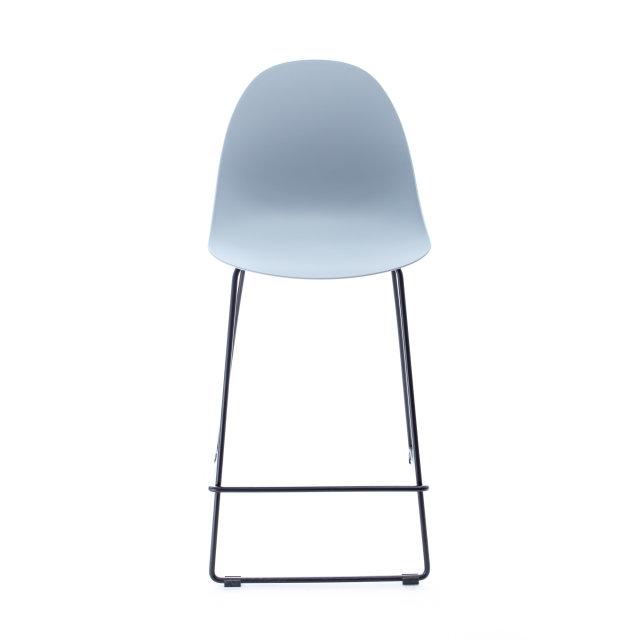 Polubarska stolica Parma Blue