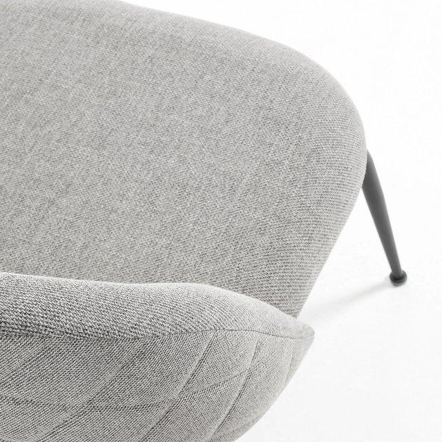 Fotelja Mystere Grey