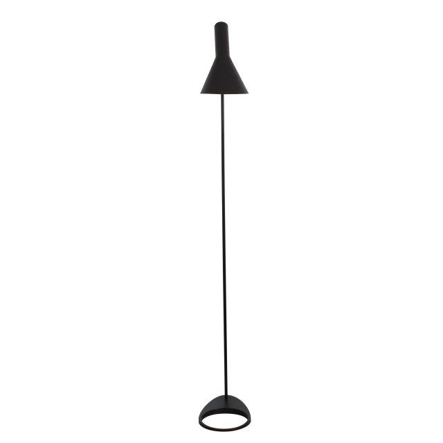 Podna lampa Arne Black