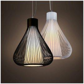 Stropna lampa Lee Black