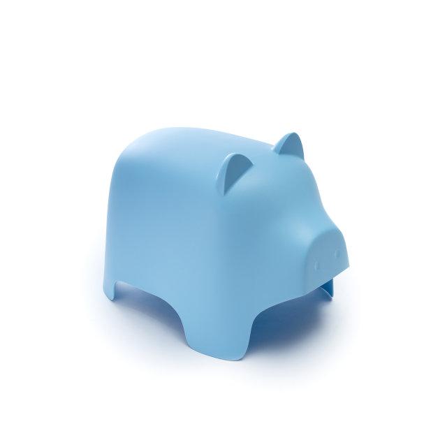 Dječji tabure Piggy Blue