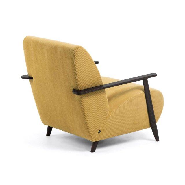 Fotelja Marthan Mustard