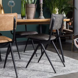 Stolica New Willow Anthracite