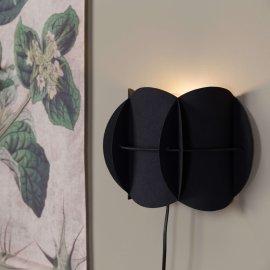 Zidna lampa Corridor Black