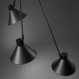 Stropna lampa Dione Black