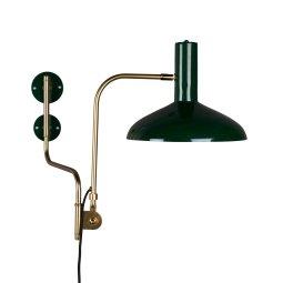 Zidna lampa Devi Green