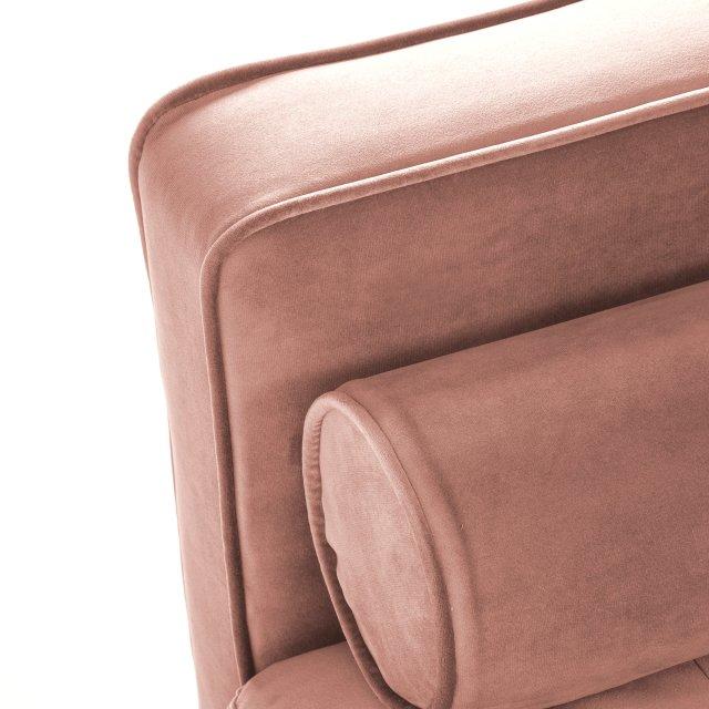 Sofa Bogart Velvet Pink