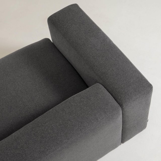 Sofa Blok Dark Grey