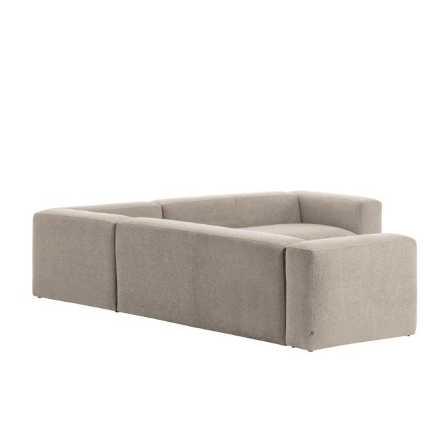 Kutna sofa Blok Beige Right