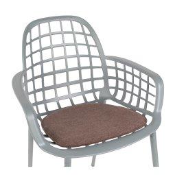 Jastučić za stolicu Albert Kuip Brown