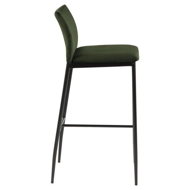 Barska stolica Demina Olive Green