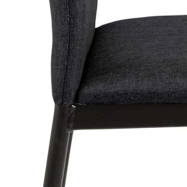 Polubarska stolica Demina Grey