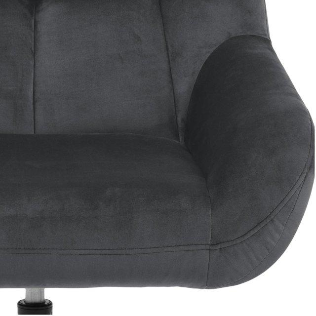 Fotelja Paris Dark Grey