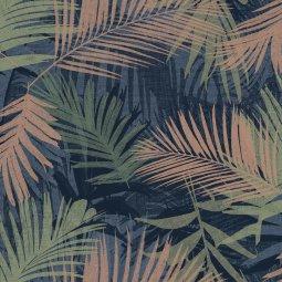 Tapeta Jungle Glam Blue/Green