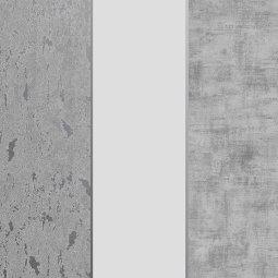 Tapeta Milan Stripe Silver