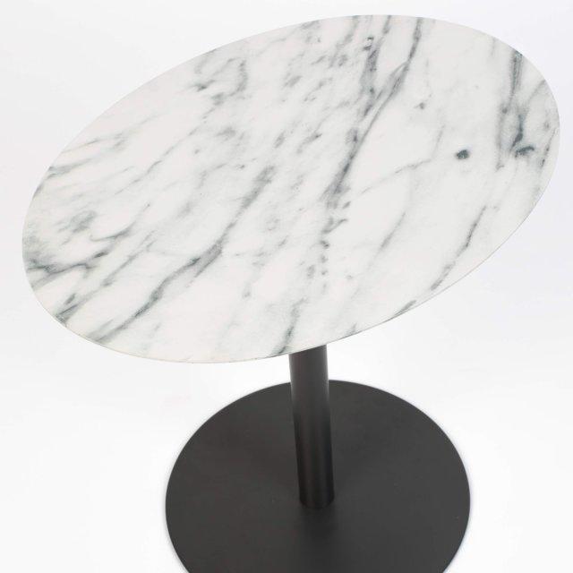 Pomoćni stolić Snow Marble Oval