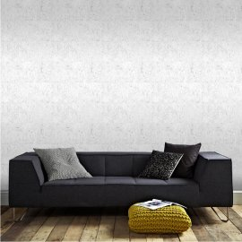 Tapeta Cork Light Grey/Silver