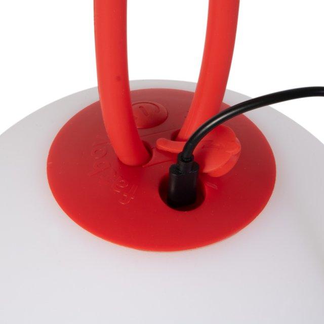 Lampa Bolleke Red