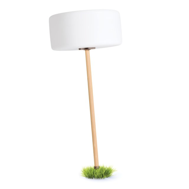 Lampa Thierry le Swinger Taupe