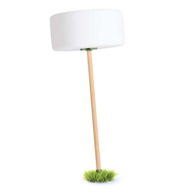 Lampa Thierry le Swinger Industrial Green