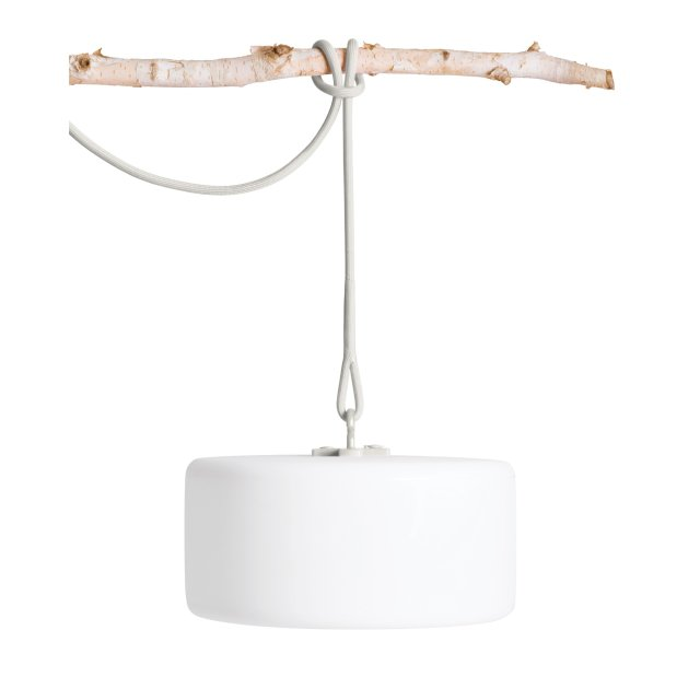 Lampa Thierry le Swinger Light Grey
