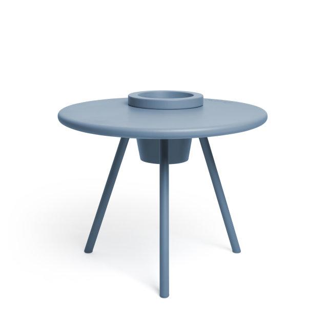 Pomoćni stolić Bakkes Calcite Blue