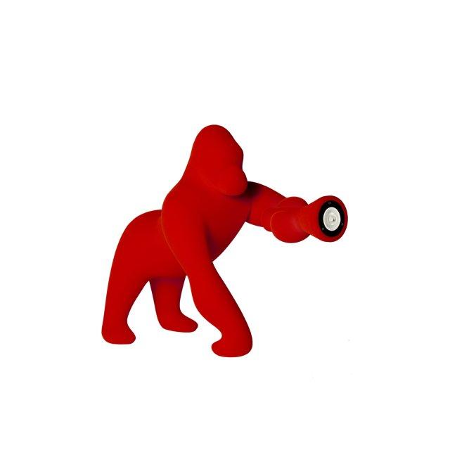 Lampa Kong XS Velvet Red