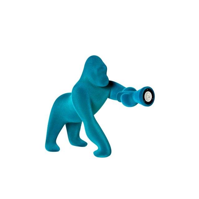 Lampa Kong XS Velvet Light Blue