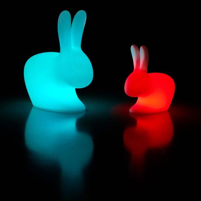 Podna lampa Rabbit RGB L