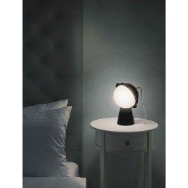 Stolna lampa Daisy Black