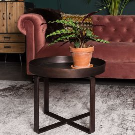 Tepih Caruso 170x240 cm Distressed Brown