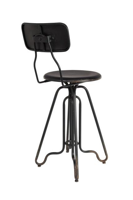 Polubarska stolica Ovid Black
