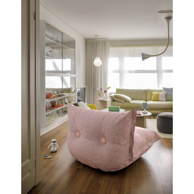 Fotelja The BonBaron Blossom