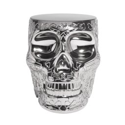 Stolčić Mexico Metal Silver