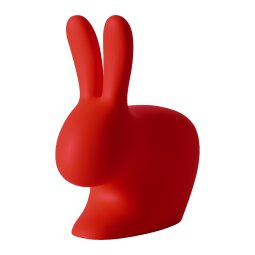 Stolica Rabbit Red