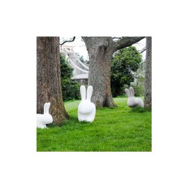 Stolica Rabbit Baby White