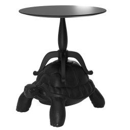 Stolić za kavu Turtle Carry Black