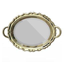 Ogledalo Plateau Metal Gold