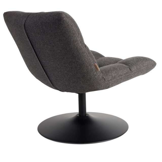 Fotelja Bar Dark Grey