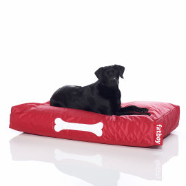 Jastuk za pse Big Doggielounge Red