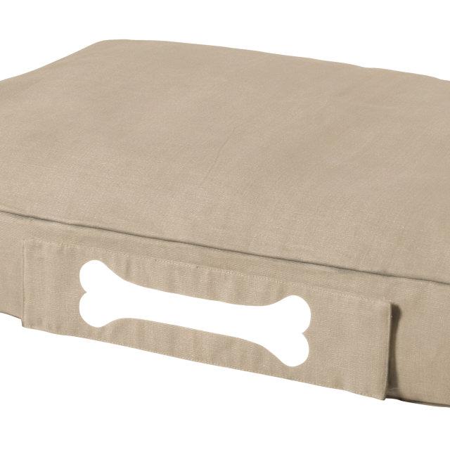 Jastuk za pse Big Doggielounge Stonewashed Sand