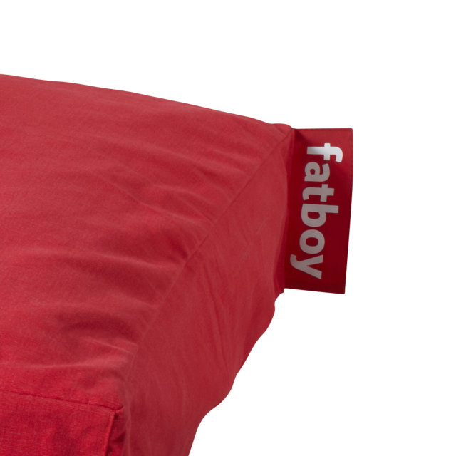 Jastuk za pse Big Doggielounge Stonewashed Red