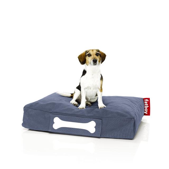 Jastuk za pse Small Doggielounge Stonewashed Blue